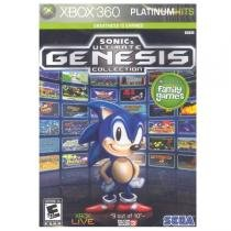 Sonic Ultimate Genesis Collection - Xbox 360 - Microsoft