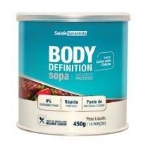 Sopa para Emagrecer em Pó Body Definition 450g  Carne com Cebola - Saúde Garantida