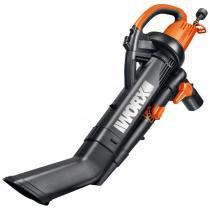 Soprador Aspirador e Triturador Trivac 1.500W WG505 Worx -