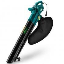 Soprador e aspirador de folhas 2000 watts com recolhedor - VB2101E - Tekna (110V) - Tekna