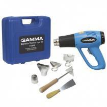 Soprador Térmico 2 Temperaturas com Kit Gamma 1500W 127V -