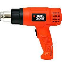 Soprador Térmico HG1500 2 Ajustes de Temperaturas - Black  Decker - 110v - Black  Decker