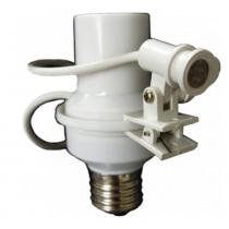 Soquete Fotoelétrico para Lâmpada Eletrônica E27 6910 - DNI - DNI