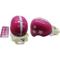 Sou Luna Capacete Decorativo Multikids- BR716 - Multilaser