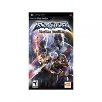 Soul calibur broken destiny - psp - Sony