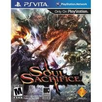 Soul sacrifice - ps vita - Sony