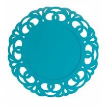 Sousplat Mod 08 Tifany - Geton Concept - Azul - Geton Concept
