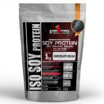 Soy Protein ( proteína isolada da soja) - 1 kg - Steel Made -