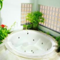 Spa Ouro Fino Therma Caribe Standard 2,28m x 75cm 06 Jatos - Ouro Fino