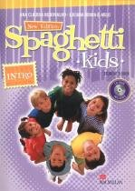 Spaghetti kids intro sb with cd-rom - 1st ed - Macmillan