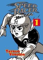 Speed Racer, Mach Go Go Go - Digital manga