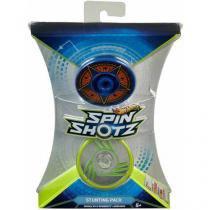 Spinshotz Super Discos Stunting Pack Hot Wheels - Pistas e Acessórios Mattel