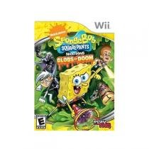 Spongebob squarepants feat nicktoons globs of doom - wii - Nintendo