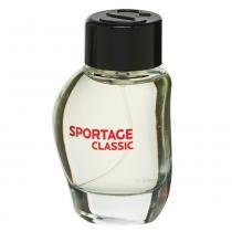 Sportage Classic Eau de Toilette Black Real Time - Perfume Masculino - 100ml - Real Time