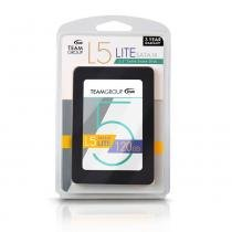 Ssd 120gb lite l5 sata 3 para desktop e notebook t2535t120g0c101 team group -