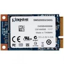 SSD 240GB Kingston SMS200 Msata NUC Cubi BRIX SMS200S3/240G -
