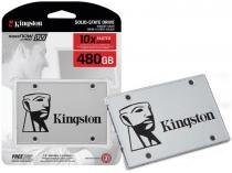 SSD 480GB Kingston 2.5 6GB/S UV400 Desktop Notebook Ultrabook SUV400S37/480G -