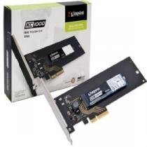 Ssd 480gb kingston kc1000 m.2 hhhl pcie gen3x4 nvme desktop notebook ultrabook skc1000h/480g -