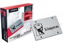 SSD 480GB Kingston UV 400 KIT Desktop Notebook Kingston 2.5 6GB/S SUV400S3B7A/480G -