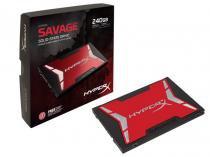 SSD HYPERX Savage 2.5POL 240GB SATA III SHSS37A/240G BOX -