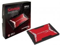 SSD HYPERX Savage 2.5POL 480GB SATA III SHSS37A/480G BOX -
