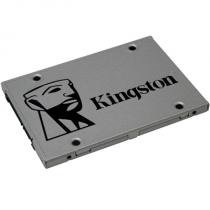 SSD Kingston 2.5 120GB UV400 SATA III Leituras: 550MBs, Gravações: 350MBs - SUV400S37/120G -