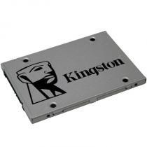 SSD Kingston 2.5 480GB UV400 SATA III Leituras: 550MBs / Gravações: 500MBs - SUV400S37/480G - Kingston