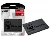 "SSD Kingston Desktop Ultrabook A400 240GB 2.5"" SATA III BLISTER -"