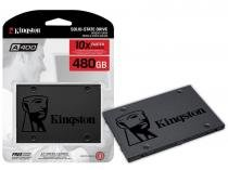 "SSD Kingston Desktop Ultrabook A400 480GB 2.5"" SATA III BLISTER -"