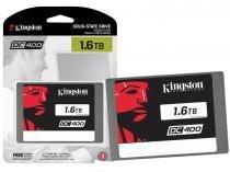 "SSD Servidor Kingston SEDC400S37/1600G DC400 1600GB Enterprise 2.5"" SATA III -"