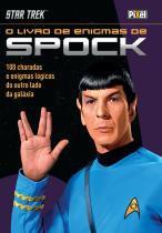 Star Trek - O Livro De Enigmas De Spock - Pixel - 1