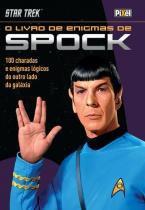 Star Trek - o Livro de Enigmas do Spock - Pixel - livros