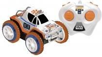 Star Wars Carro Controle Remoto Super Tumbling Branco - Candide - Star Wars