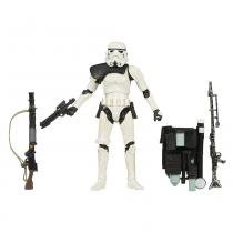 Star Wars Figura Black Sandtroopper - Hasbro - Star Wars