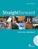 Straightforward elementary wb with audio cd  without key - 1st ed - Macmillan