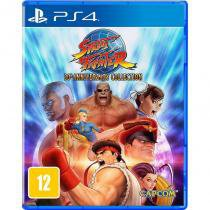 Street Fighter 30th Collection - PS4 - Capcom