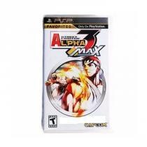 Street Fighter: Alpha 3 Max - Favorites - PSP - Sony