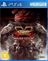 Street Fighter V - Arcade Edition - PS4 - Capcom