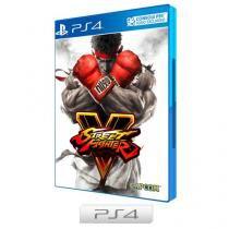 Street Fighter V para PS4 - Capcom