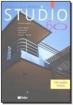 Studio 60 livre de leleve 1 avec cd - Didier