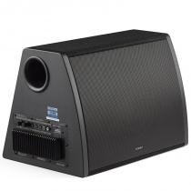 "Subwoofer 12"" com box car active 250w edifier cw1200b -"