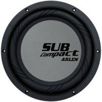 "Subwoofer Arlen 10"" 150W RMS 4+ 4ohms - Compact"