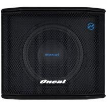 Subwoofer Ativo 200W Powered Sub Box OPSB 2112 Preto - Oneal - Oneal