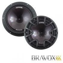 Subwoofer bravox premium plus 12 p12x-d4 - 220 wrms 4 + 4  ohms -