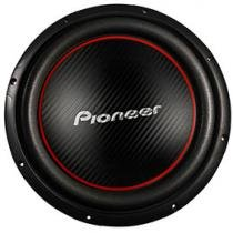 "Subwoofer Pioneer 12"" 300W RMS 4ohms - TS-W304R"