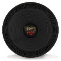 Subwoofer Thor TH18 1600-3.2K 18 Polegadas 1600W RMS 4 Ohms Bobina CCAW 4 Camadas -