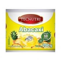 Suco em Pó Sabor Abacaxi 200g - Tecnutri - Diversos