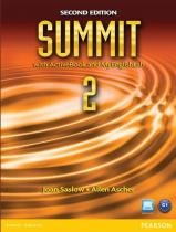 Summit 2 sb with active book  myenglishlab - 2nd ed - Pearson (importado)