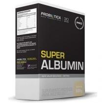 Super Albumin - 500g - Probiótica - Baunilha - Probiótica