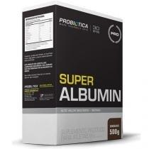 Super Albumin - 500g - Probiótica - Chocolate - Probiótica